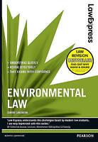 (Good)-Law Express: Environmental Law (Revision Guide) (Paperback)-Sneddon, Simo