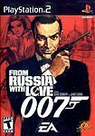 James Bond: From Russia With Love (PS2), PlayStation2, Playstation 2 | Good, FRE