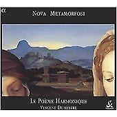 Nova Metamorfosi /Le Poème Harmonique · Dumestre, Jean-François Lombard,Damien G