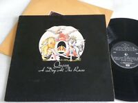 QUEEN A DAY AT THE RACES LP MADE IN BRAZIL 1st PRESS 1976 GATEFOLD