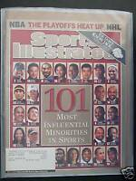2003 Sports Illustrated-101 Most Influential Minorities