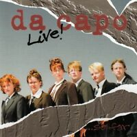 DA CAPO  Live! ... so far  CD Album  WIE NEU  Rock
