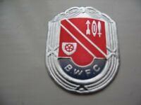 ESSO FOIL FOOTBALL BADGE 1970s Bolton Wanderers