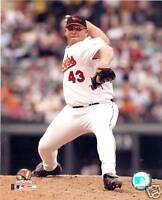 SIDNEY PONSON BALTIMORE ORIOLES UNSIGNED 8X10 PHOTO