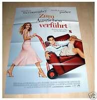 Filmposter A1 Neu Filmplakat Zum Ausziehen verführt