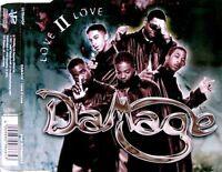 DAMAGE  Love II love  MCD  R&B/Hip Hop  WIE NEU