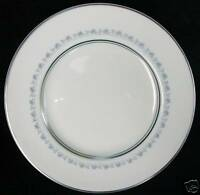 ROYAL DOULTON CHINA TIARA BREAD AND BUTTER PLATE 6 5/8""