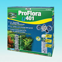 JBL ProFlora u401 - CO2 Düngung Set Kompletset Anlage
