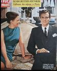 POINT DE VUE Margrethe Danemark a Paris 1968