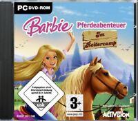 Barbie Pferdeabenteuer: Im Reitercamp (PC) - NEU & OVP