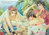 Hirotaka Kisaragi poster BL Yaoi promo official