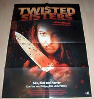 Filmposter A1 Neu Filmplakat Poster Twisted Sisters