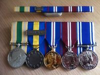 MEDAL MOUNTING - Court or Swing - Full Size/Miniature