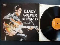 ELVIS PRESLEY GOLDEN RECORDS vol 1 rca 70 Lp nr ex