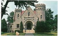 The Brumback Library Van Wert OH Postcard