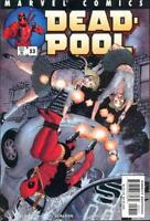 Deadpool #53 Jimmy Palmiotti/Anthony Williams/2001 Marvel Comics
