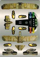 STAR WARS POCKETMODEL - (GA024) C-9979 LANDING CRAFT