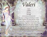 Personalized First Name Meaning Fairy Art Background Great Gift Daughter Friend