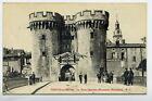 55*VERDUN SUR MEUSE-La Porte Chaussee (monument histori