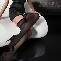 Fiore Halterloser Strümpfe Jacqueline 20den S-L /36- 46