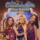"""THE CHEETAH GIRLS """"ONE WORLD"""" CD USATO SOLO IN NEGOZIO"""