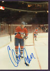 Claude Lemieux Montreal Canadiens Auto Signed 3x5 Photo