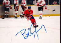 Bob Gainey Montreal Canadiens Auto Signed 3x5 Photo