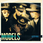 """MODELS - LET'S KISS - picture sleeve 7"""" single 45rpm"""