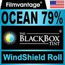 "WINDSHIELD TINT ROLL 79% VLT 36""x70"" FOR MERCEDES-BENZ"
