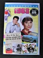24033 1963 DVD CARD DVDCARD BIRTHDAY GREETING HISTORY