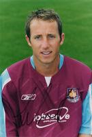 Lee Bowyer, West Ham Utd, signed 6x4 photo. COA.