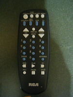 RCA #RCU704SP2-1517P Universal Remote Control for 4 Devices