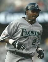 Florida Marlins Abraham Nunez Unsigned 8x10 Photo