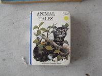 1966 Book Golden Pleasure Animal Tales