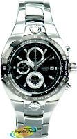 PF3805X1 - Pulsar Brand Gents Alarm Chrono Men Gift Watch 100M Date Bracelet