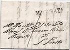 LETTERA PREFILATELICA DA MACERATA A SAN GIUSTO - ANNO 1840