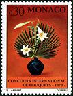 """MONACO N° 897 """"CONCOURS DE BOUQUETS, 30 C"""" NEUF xx TTB"""