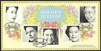 COVERCRAFT 2002 GOLDEN JUBILEE OFFICIAL FDC THE MALL SHS