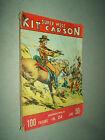 KIT CARSON - SUPER WEST - EDIZIONI DARDO - N. 154
