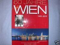 60 JAHRE WIEN 1945-2005 MANFRED LANG