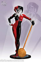 DC COVER GIRLS HARLEY QUINN STATUE 1/7 SCALE BRAND NEW