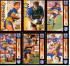 1994 Dynamic Rugby League Series 2 Base Team Set Eels (9)