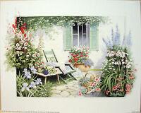 """Peter Motz """"A Beautiful Spot""""  50x60 cm               (317)"""