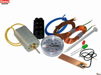 KEMO B172  Electro-technician kit     Made in Germany
