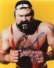 RICK STEINER WWE SIGNED PHOTO w/ COA AUTOGRAPH