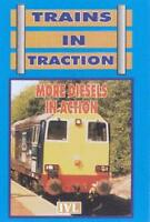 TRAINS IN TRACTION.MORE DIESELS IN ACTION.DVD.