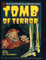 TOMB OF TERROR #9 PRE-CODE HORROR VFN