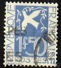 """FRANCE 1934 Y&T 294 """"COLOMBE DE LA PAIX"""" OBLITERE TB"""