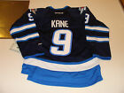 2012-13 Winnipeg Jets Home Hockey Jersey Child S/M Reebok Youth Evander Kane NHL
