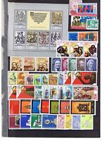 DDR Jahrgang 1975 postfrisch komplett